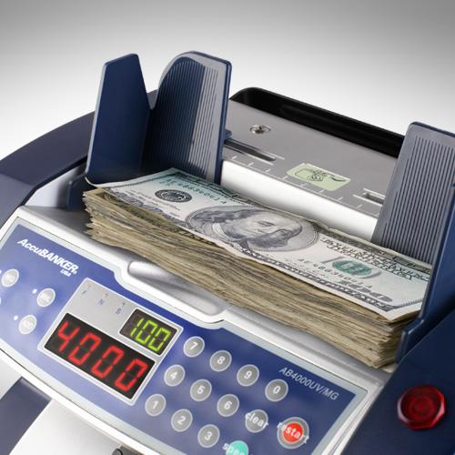 1-AccuBANKER AB 4000 UV/MG bankjegyszámláló